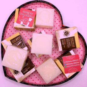 صابون تخصصی روشن کننده شیر بیوآکوا