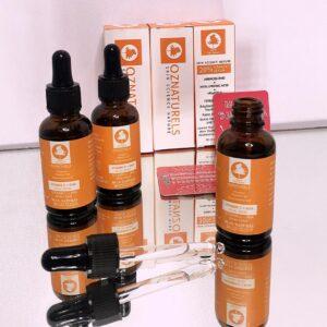 سرم ویتامین طبیعی پوست OZ Naturals
