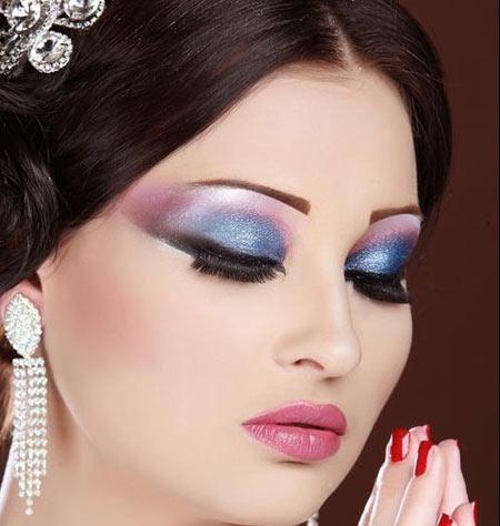 آرایش خلیجی   میکاپ شینهوا - میکاپ چیست؟ انواع سبک های میکاپ روز دنیا