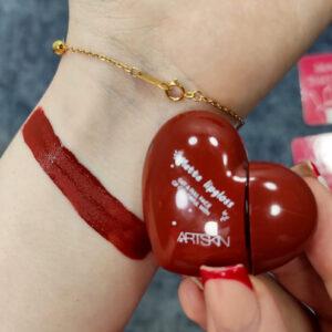 رژلب قلبی 300x300 - رژلب مایع طرح قلبی