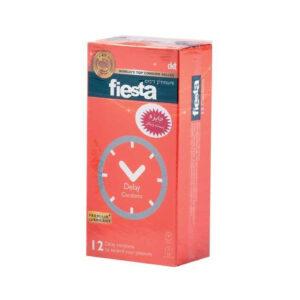 کاندوم تاخیری فیستا مدل Delay