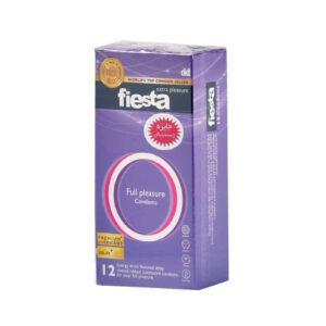 کاندوم نهایت لذت فیستا مدل Full Plesasure